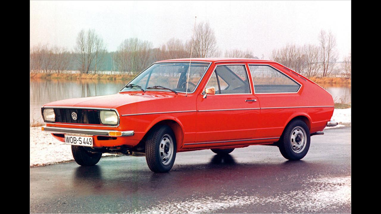 1973: Der erste VW Passat