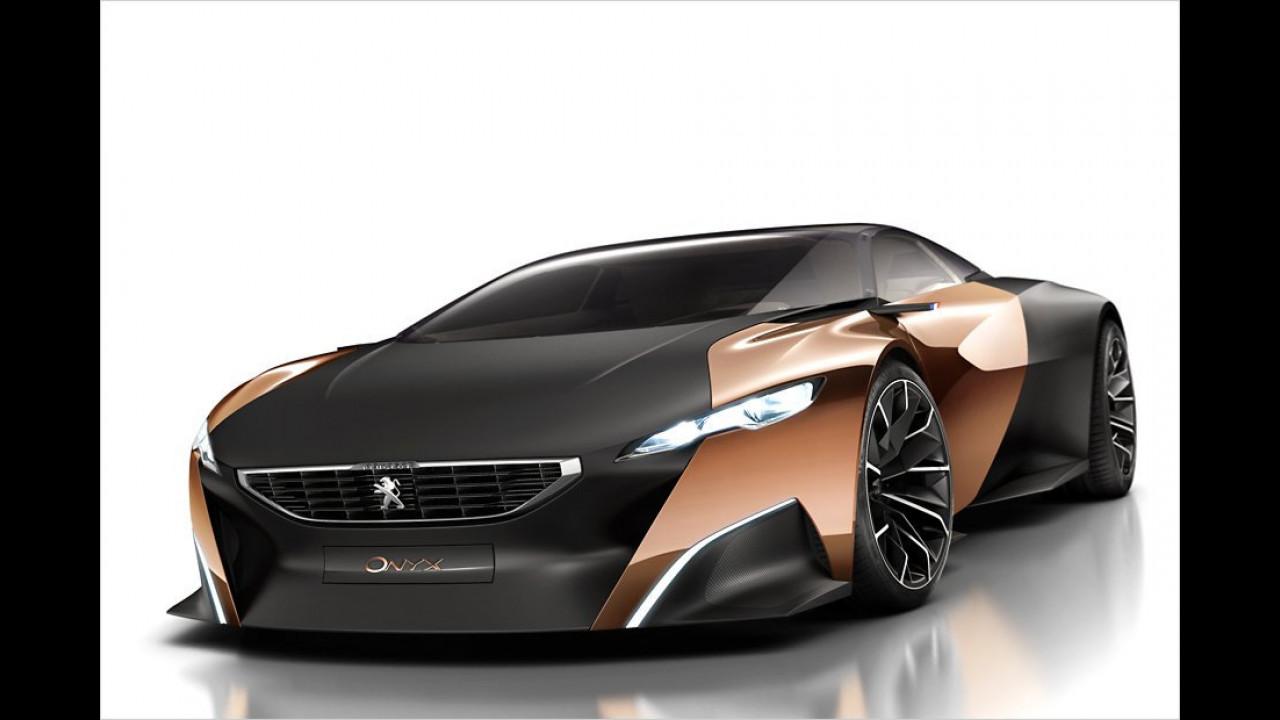Peugeot Onyx (2012)