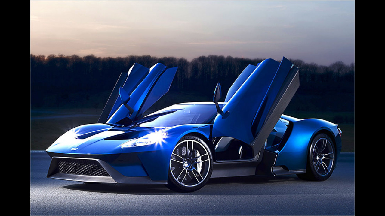 Ford GT (2016)