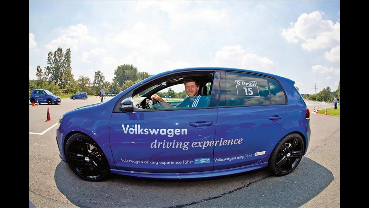 Klaas-Jan Huntelaar: VW Golf R