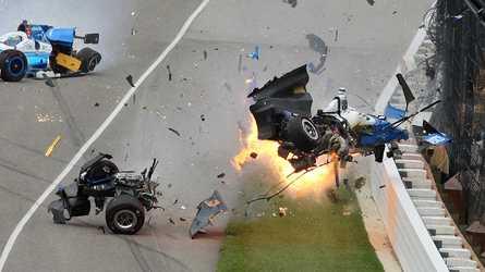 Indy 500 – Victoire pour Sato, frayeur pour Dixon