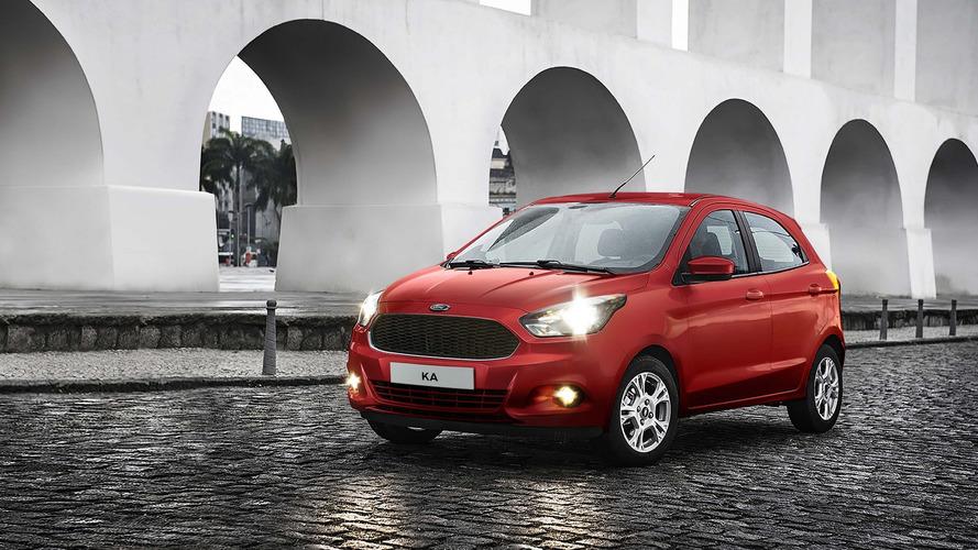 Na miúda, Ford Ka e Ka+ 2018 aparecem no site oficial (e mais caros)