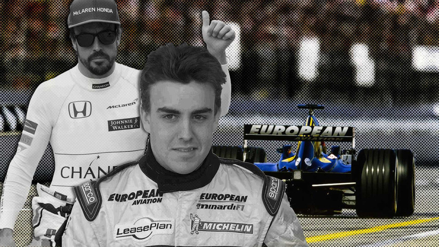Fernando Alonso, Indy Rookie 2.0