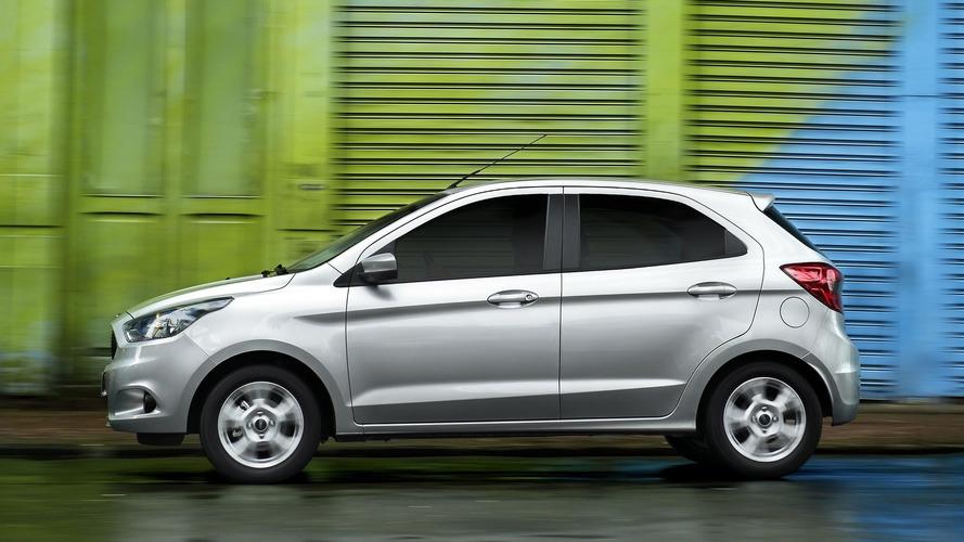 Mais vendidos na Argentina – Ford Ka lidera pela primeira vez em abril