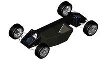 Panoz GT-EV Yarış Aracı