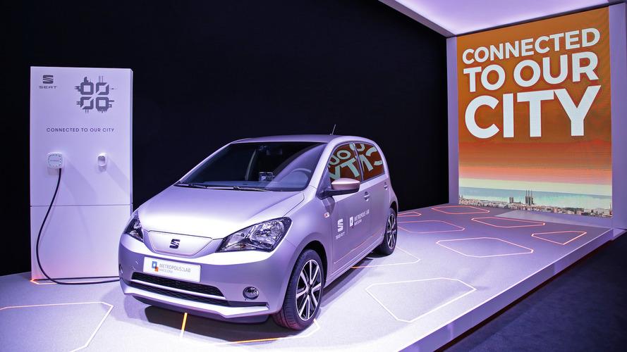 SEAT Mii EV prototype debuts in Barcelona