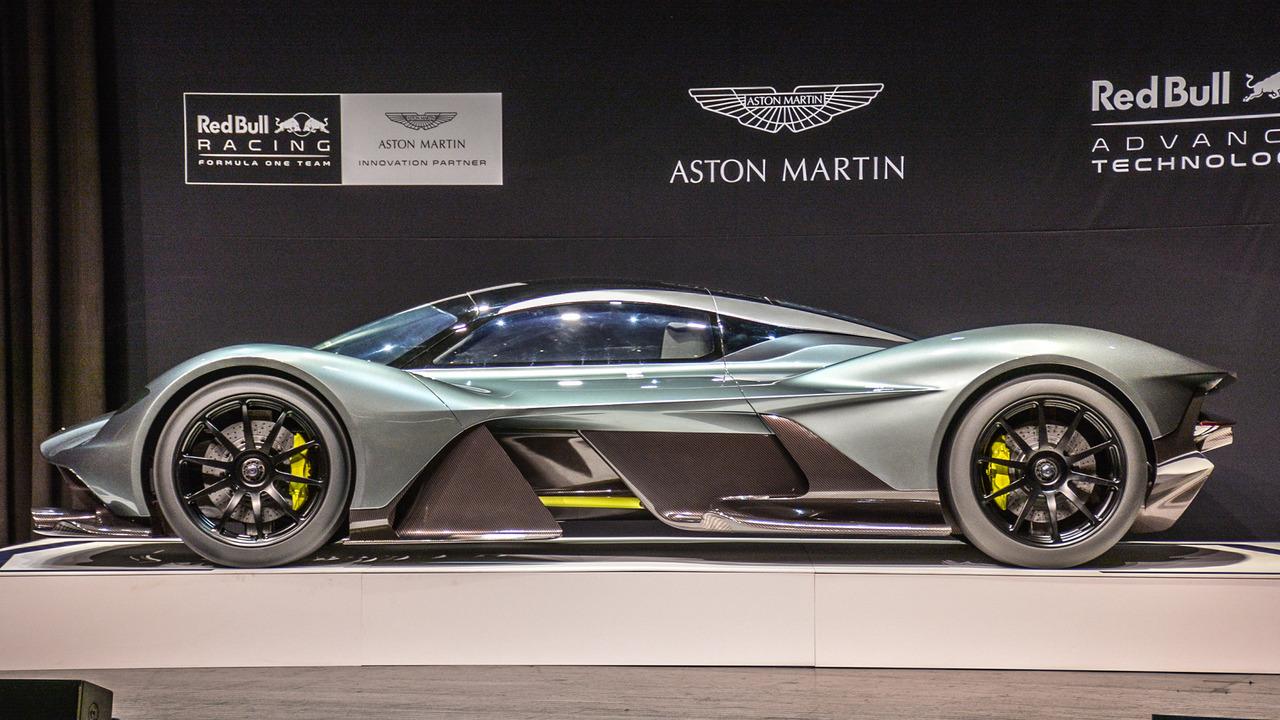 Aston Martin AM-RB 001 hybrid in Toronto