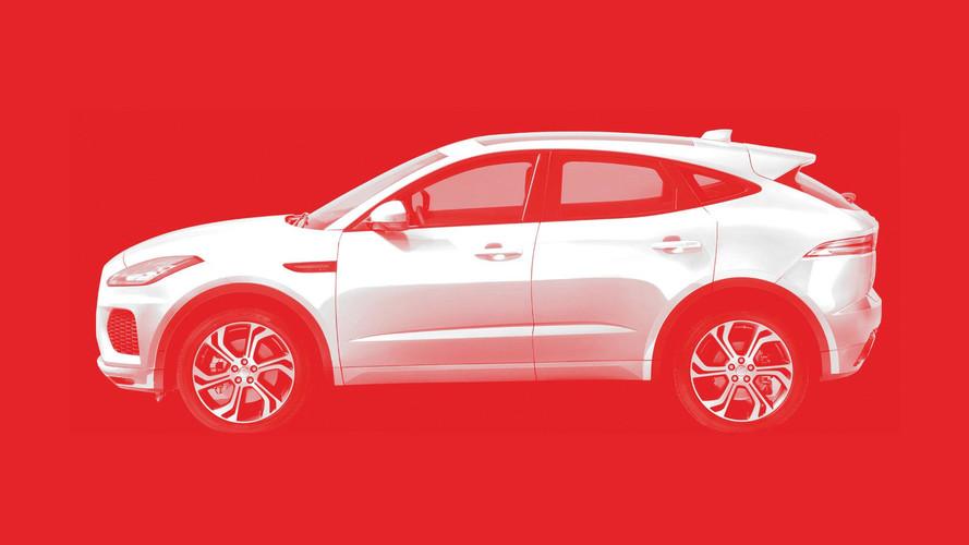 Jaguar'ın yeni kompakt crossover'ı E-Pace bugün geliyor