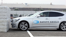 Nissan / Infiniti safety technologies - 13.10.2011