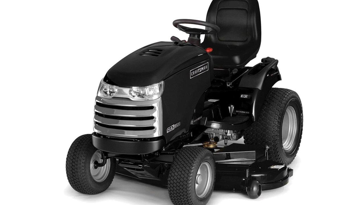 Craftsman CTX tractor 03.01.2012