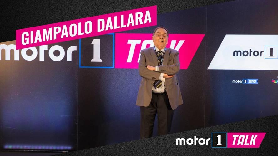 Giampaolo Dallara: il piacere di guidare l'automobile non morirà mai