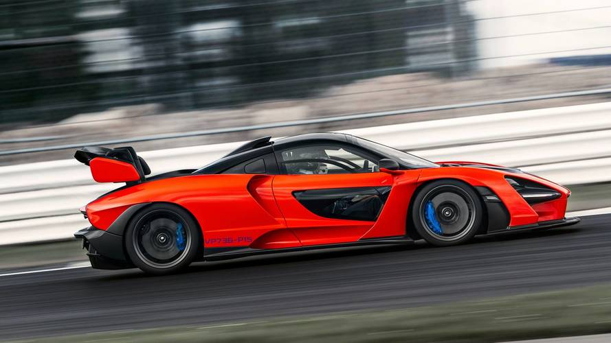 McLaren Senna Vs. McLaren P1: The Numbers