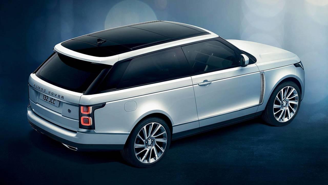 Range Rover SV Coupé - 70 aniversario