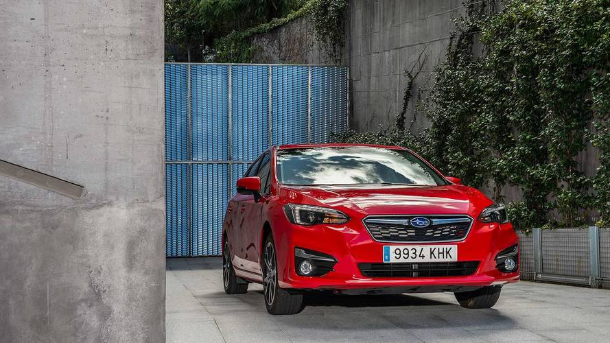Subaru Impreza 2018, un compacto seguro y fiable