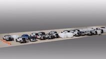 Jeep Wrangler collage spy photo