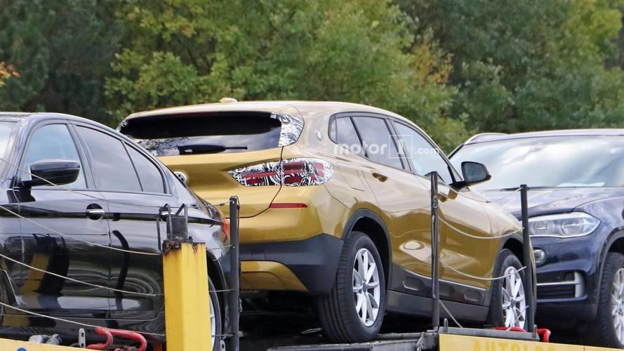 Flagra BMW X2
