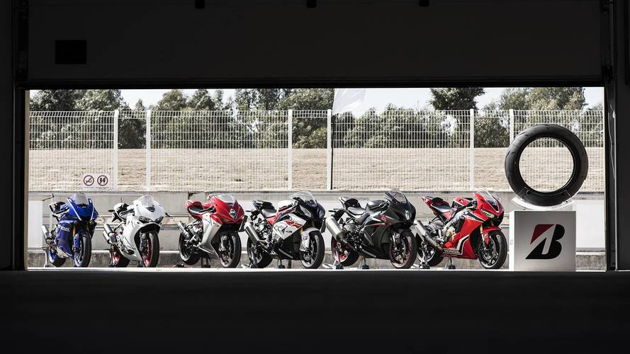 Bridgestone presenta el Battlax Racing R11