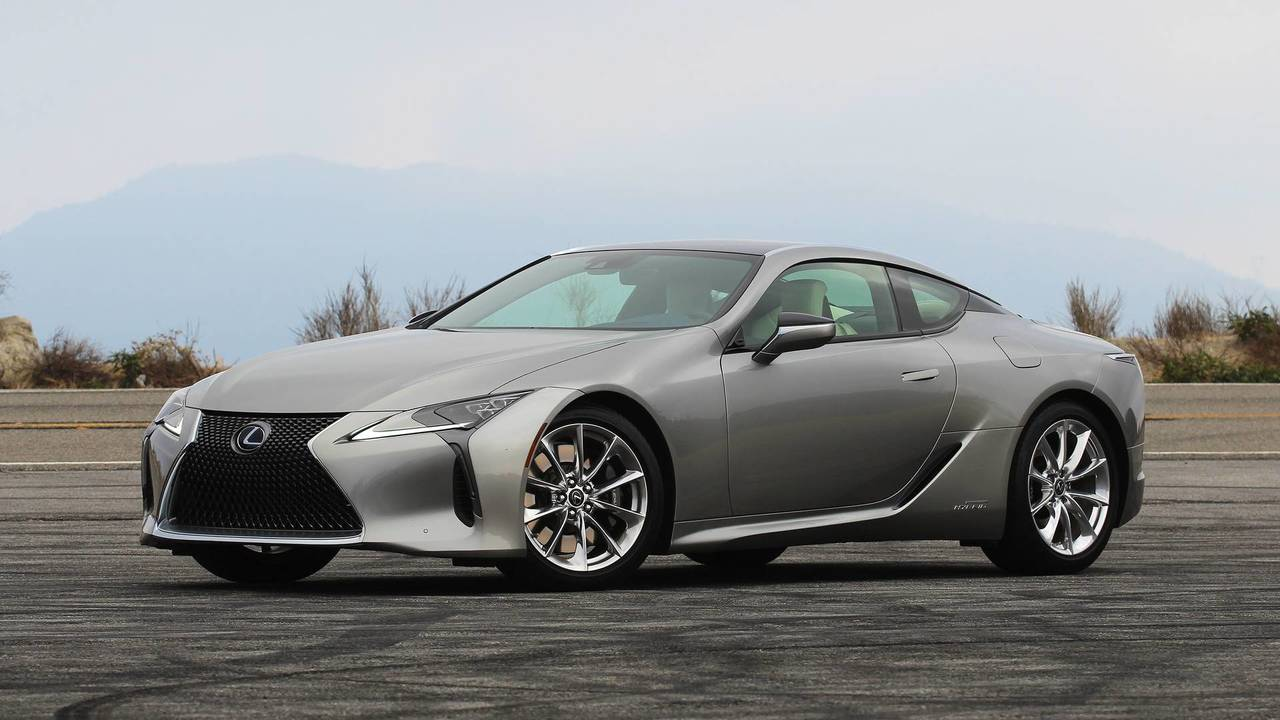 2018 lexus lc 500h review it takes more than looks. Black Bedroom Furniture Sets. Home Design Ideas