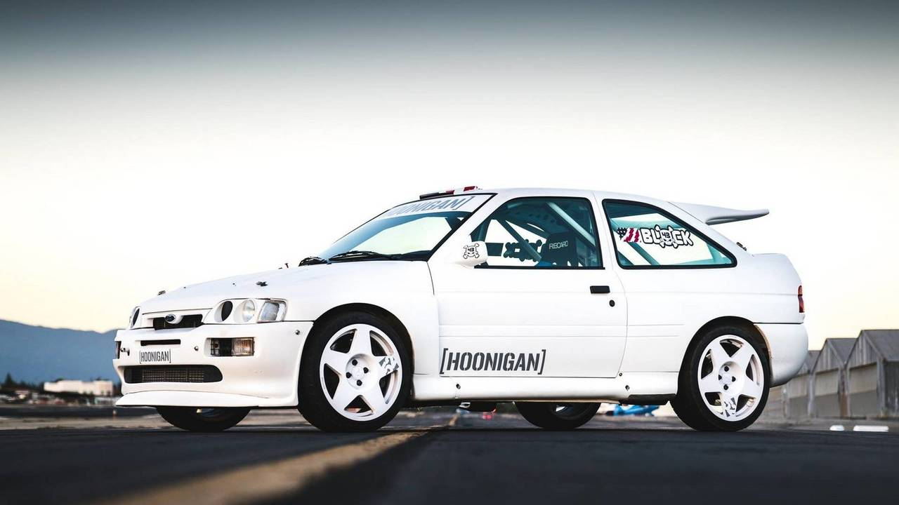 Ford Escort Cosworth WRC