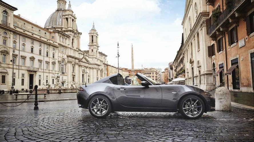 Prueba Mazda CX-5 2018 y MX-5 2018: diversión global
