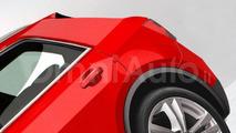 2017 Audi Q1 render