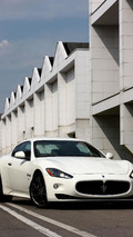 Maserati GranTurismo S Automatic with Sport Package - 3.8.2011