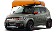 Suzuki Ignis Water Activity concept