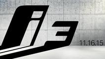 BMW i3 Shadow Sport teaser image