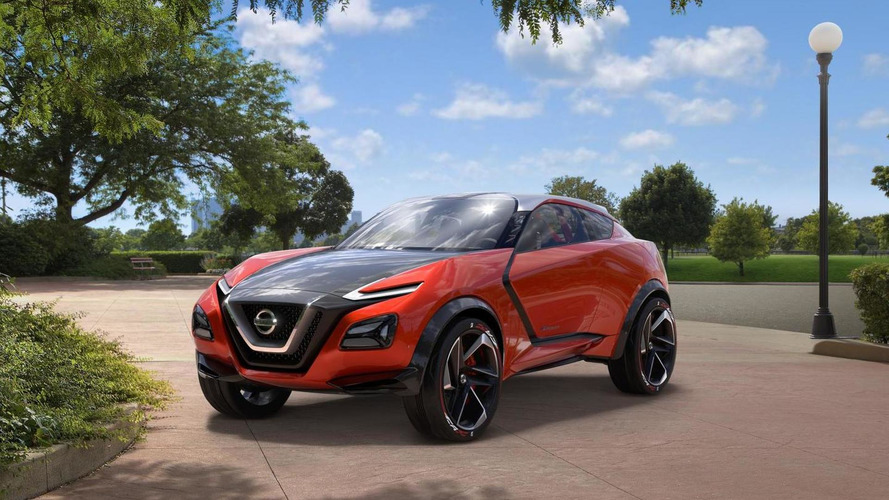 Nissan Juke EV concept will debut in Tokyo