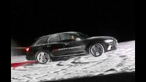 Audi, una reputazione costruita (anche) sulla neve