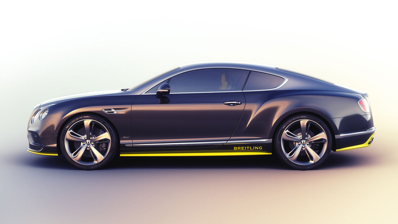 Bentley Continental GT Speed by Mulliner