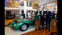 Lamborghini, la mostra