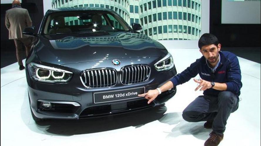 Salone di Ginevra: BMW Serie 1 restyling, altro che ritoccatina