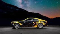 Antonio Brown Rolls-Royce Wraith