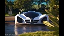 Mercedes-Benz Biome Concept