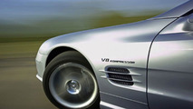 Mercedes SL 55 and SL 65 AMG Facelift Unveiled