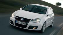New VW Golf GTI