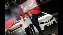 Nuova Toyota Auris. La fabbrica di Burnaston