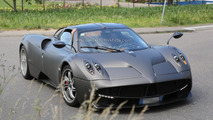 Pagani Huayra Nurburgring Edition (not confirmed) spy photo
