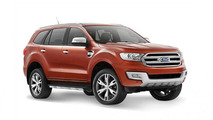 2015 Ford Everest