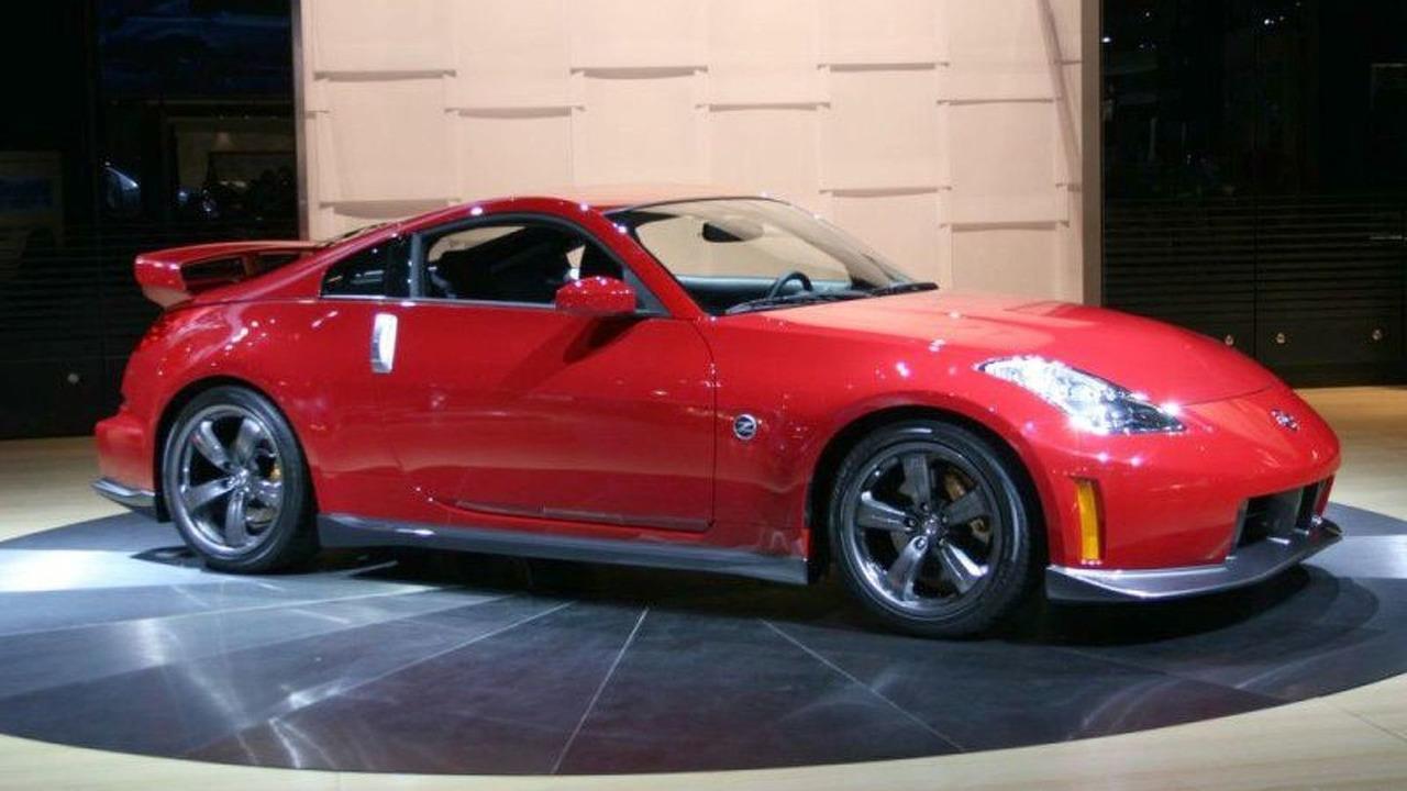 2007 Nissan NISMO 350Z at NYIAS