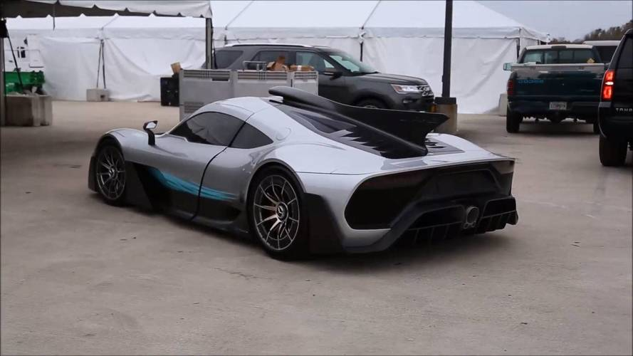 Mercedes-AMG Project One At Amelia Island Concours d'Elegance