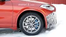 BMW X2 M35i fotos espía