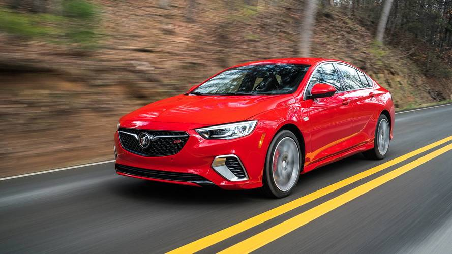 2018 Buick Regal GS First Drive: A German By Any Other Name