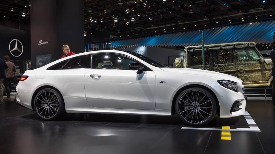 Hot Hybrids: Mercedes Launches Electrified AMG 53 Range