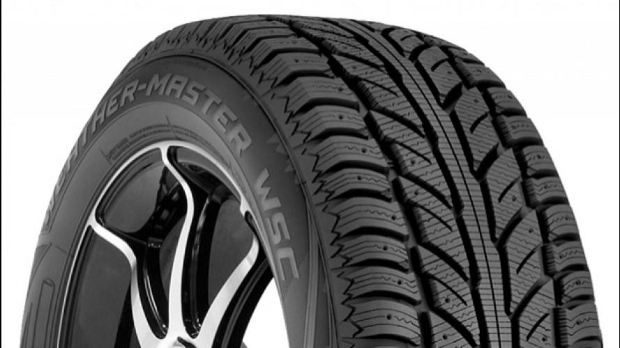Cooper Tire, l'offerta di gomme per l'inverno 2017