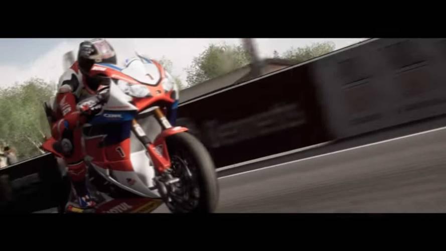 Bigben Renders 40 Miles Of Roads For Isle Of Man TT Video Game