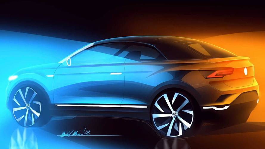 Green light for VW T-Roc convertible SUV