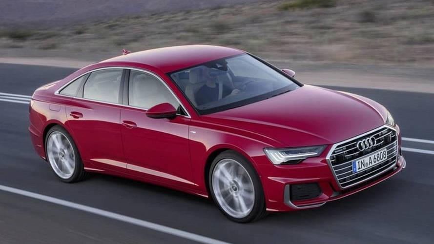 Novo Audi A6 (2019) tem imagens vazadas antes de Genebra