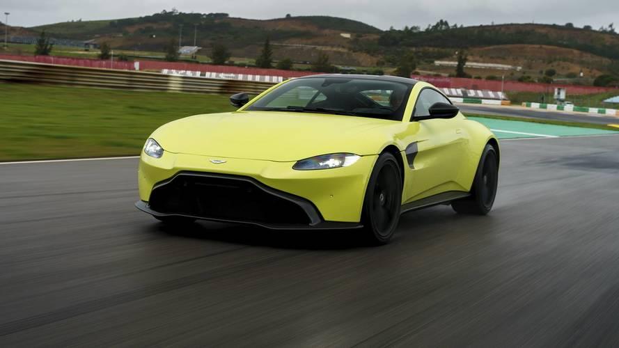 2019 Aston Martin Vantage First Drive: Fun In No Sun